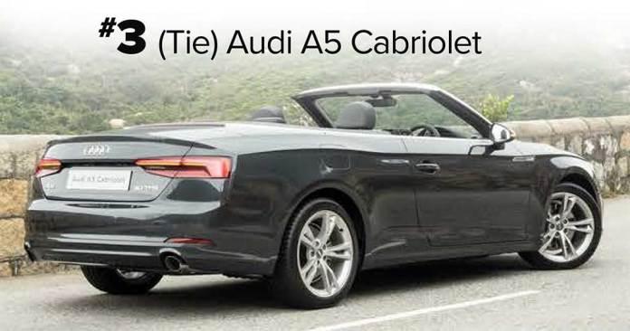 Audi A5 Cabriolet #3 Car for Single Women in Miami