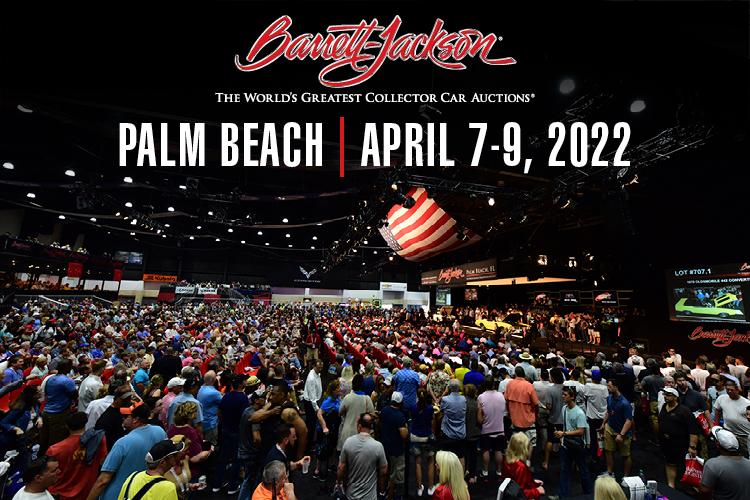 Barrett-Jackson Palm Beach