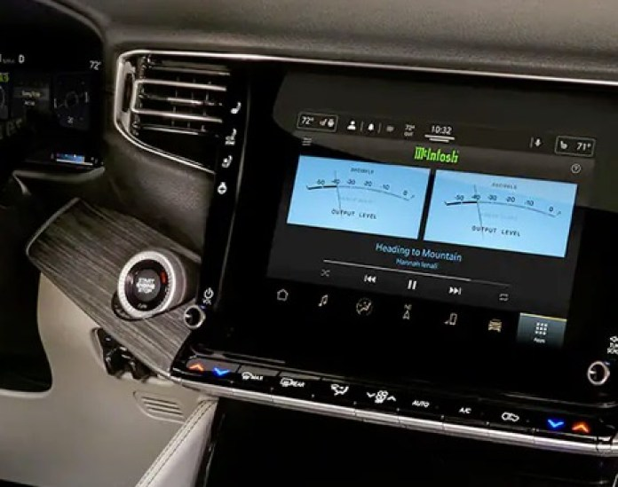 Jeep's UCONNECT 5 System