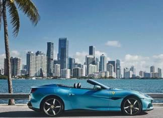 Ferrari Portofine (photo credit The Collection / Ferrari of Miami)