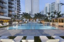 Monarc Met 3 Luxury Apartment Tower Above
