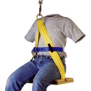 bosun chair rental breuer chairs replacement seats and backs miami cordage boatswains bosuns