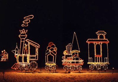 Tradewinds Park Christmas Lights