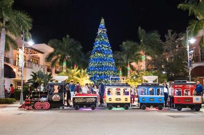 miami christmas lights 2016 symphony of lights