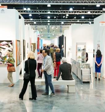 palm beach art fairs, miami art fairs, MiamiCurated