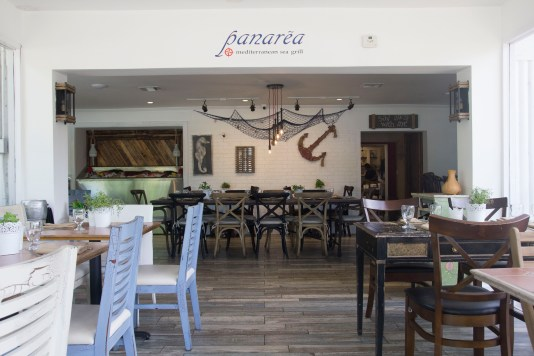 mediterranean restaurants miami, seafood restaurants miami, panarea sea grill, miamicurated