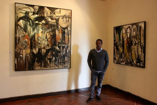 Fikru, Ethiopian artists, Ethiopian art, MiamiCurated