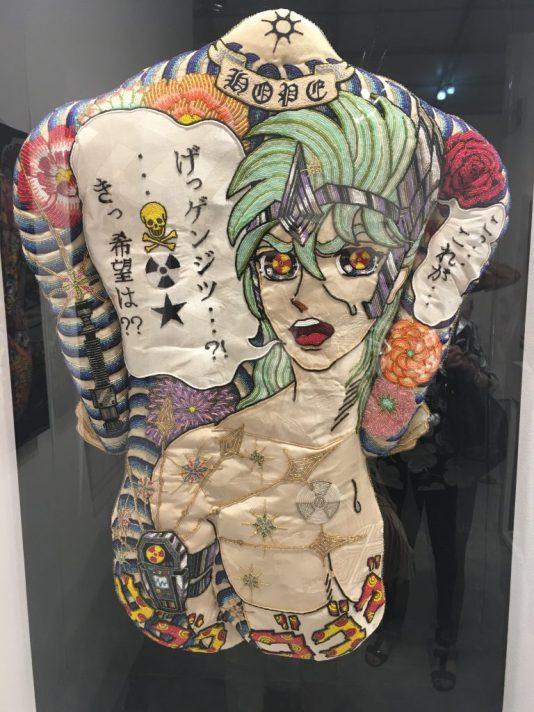 Eri Imamura, art basel miami images, art basel miami photos, La Lanta gallery, MiamiCurated