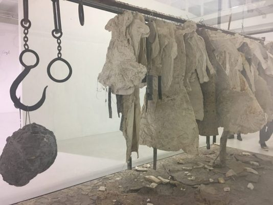 Margulies warehouse, miami private museums, anselm kiefer, art basel miami photos, MiamiCurated