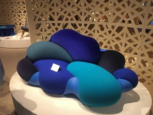 art basel miami photos, art basel miami images, Bomboca sofa design miami, MiamiCurated