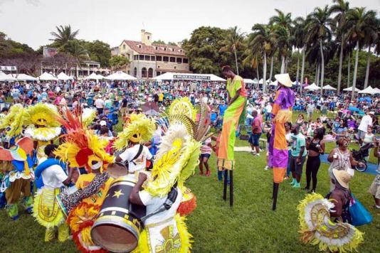MiamiCurated, things to do Miami, 14th Annual Deering Seafood Festival