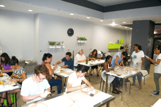 painting classes Miami, Art Box, MiamiCurated