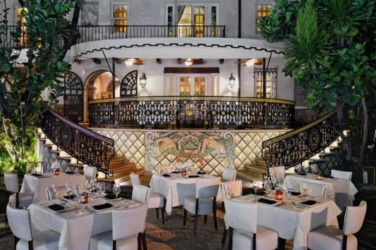 Gianni's Miami, Villa Casuarina Miami, event spaces Miami, private dining rooms Miami, MiamiCurated
