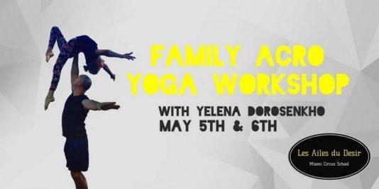 Les Ailes du Desir Miami, circus school Miami, Miamicurated, yoga class Miami