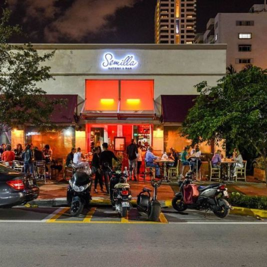 semilla miami, miamicurated, french bistros miami