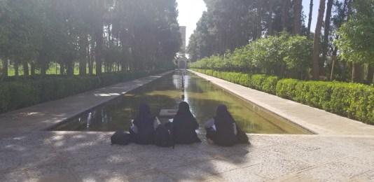 Shiraz, Persian gardens, Iranian gardens, Iran garden city