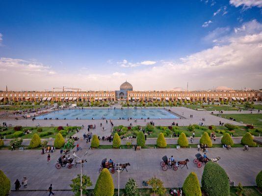 Isfahan, shah square, Iran sights, Iran attractions