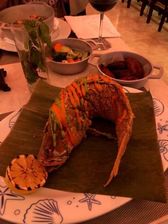 best restaurants little havana, fried fish sala'o bar and pescaderia