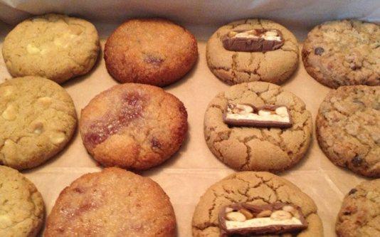 cindy lou's cookies, best cookies in Miami