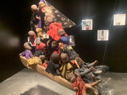 Haitian art Miami, Haitian art MOCA