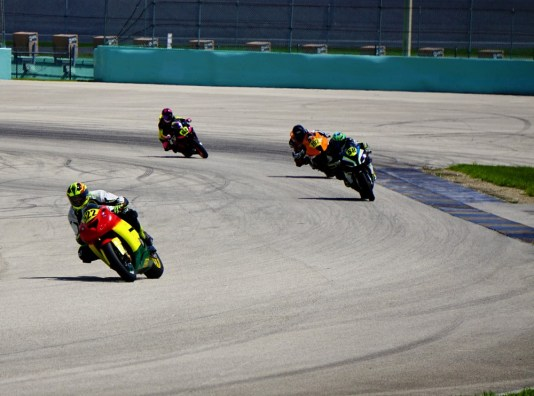 motorcycle racing miami, motorcycle instruction miami