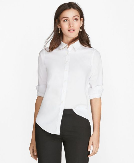 best womens white blouses, miamicurated