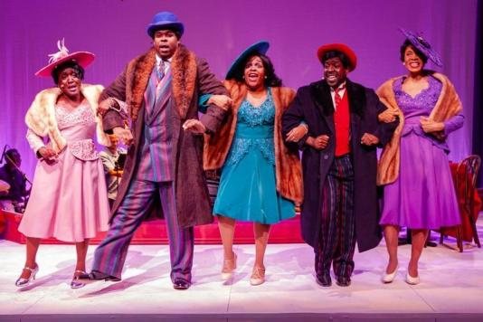 African American ensemble company Miami, African American ensemble company Florida