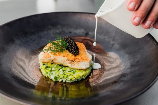 best seabass dishes, waterfront dining in miami, waterfront restaurants in miami, miamicurated
