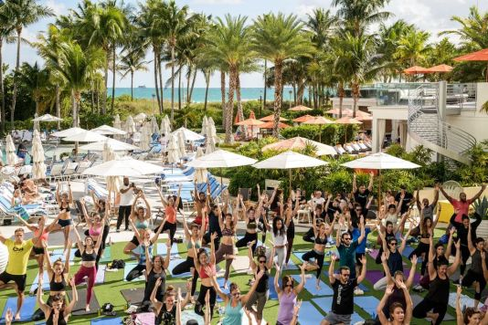 miami health and wellness festivals, miami wellness month, what to do in miami in march 2020, miamicurated
