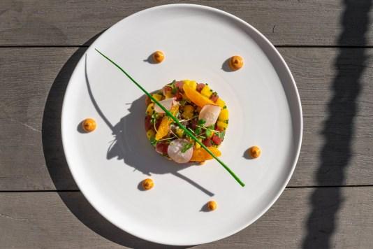 tuna tartar recipes, waterfront dining in miami, waterfront restaurants in miami, miamicurated