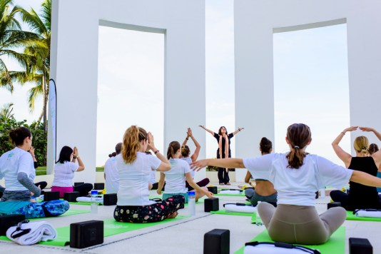 virtual yoga, virtual meditation, miamicurated