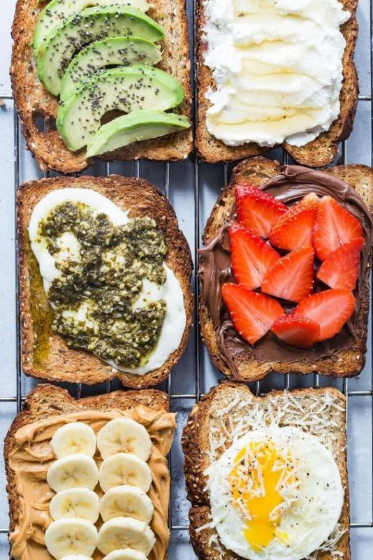 Different breakfast ideas, Miamicurated