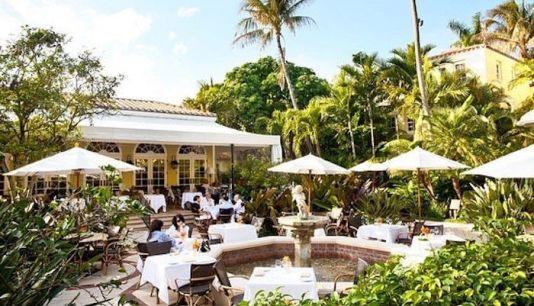 best palm beach restaurants, MiamiCurated