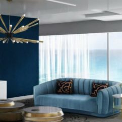 Living Room Miami Small Sectional Sofa How A Mid Century Chandelier Can Give Stlye Your Subscribe To Our Newsletter