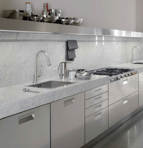 Arclineas Flawless Kitchen Design