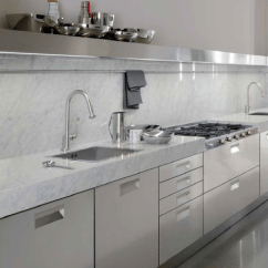 Kitchen Black Cabinets Parts Of A Faucet Arclinea's Flawless Design