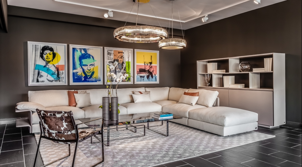 Toan Nguyen For Fendi Casa The Contemporary Collection