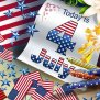 4 De Julho Dia Da Independência Dos Estados Unidos