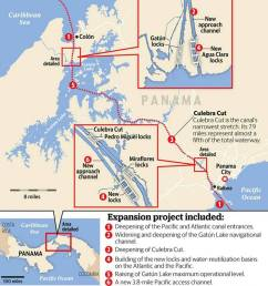 with the panama canal expansion finished what s next for u s ports miami herald [ 1140 x 1294 Pixel ]