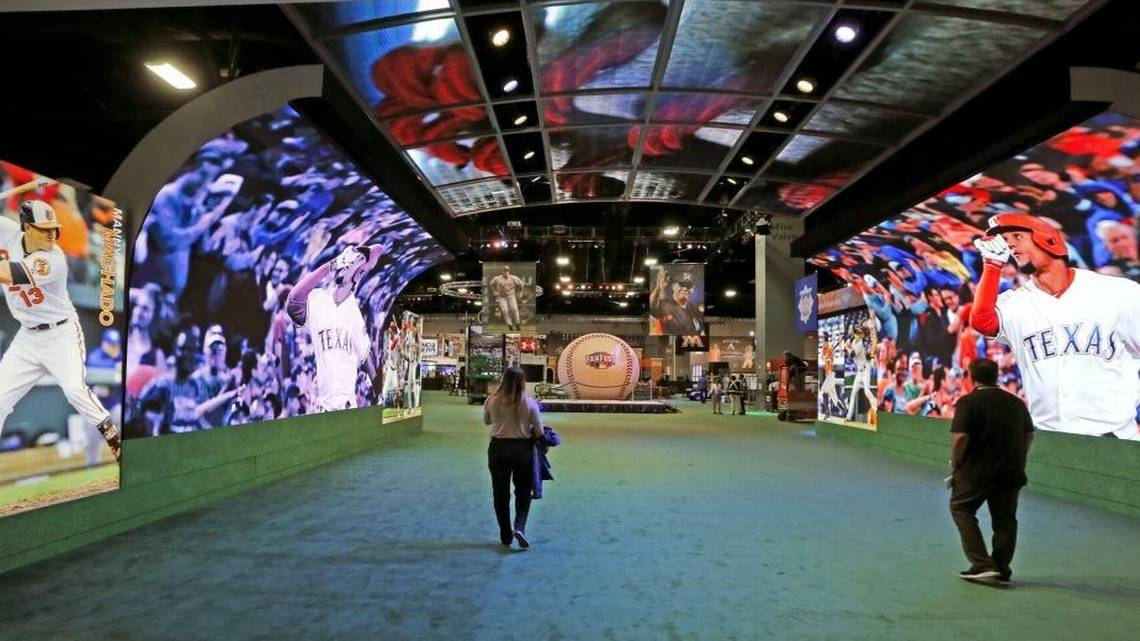 Interactive experience awaits baseball fans at AllStar