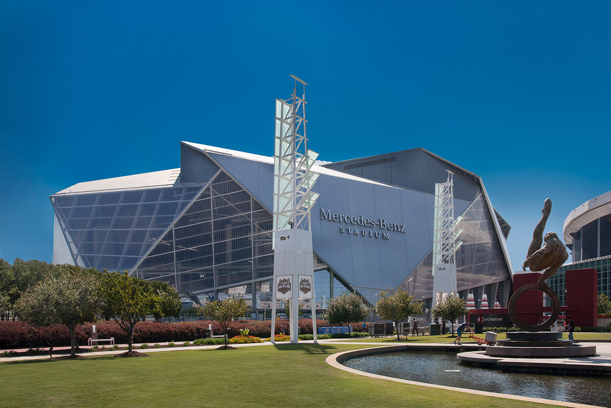 Miami In Focus Photo Gallery Of Mercedes Benz Arena In