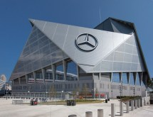 Miami In Focus Of Mercedes Benz Arena