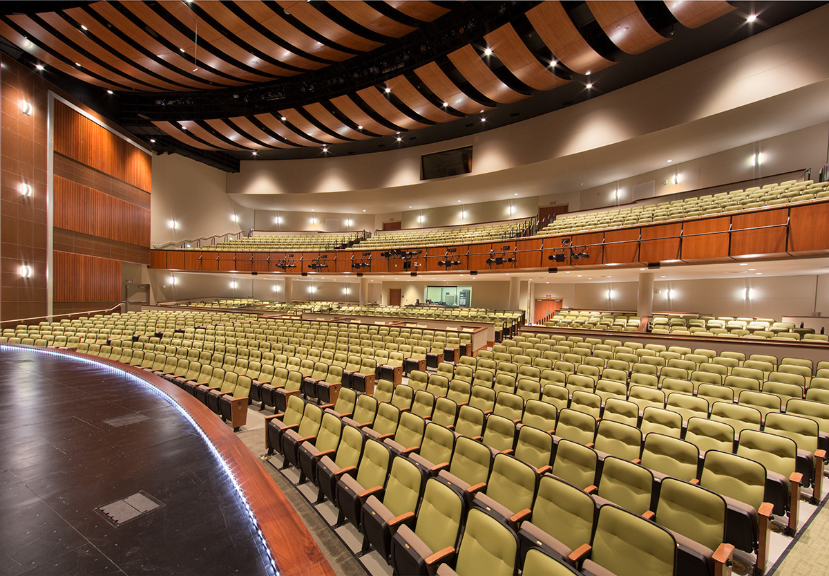 MIF Photo Gallery Of Venice Performing Arts Center In Venice FL