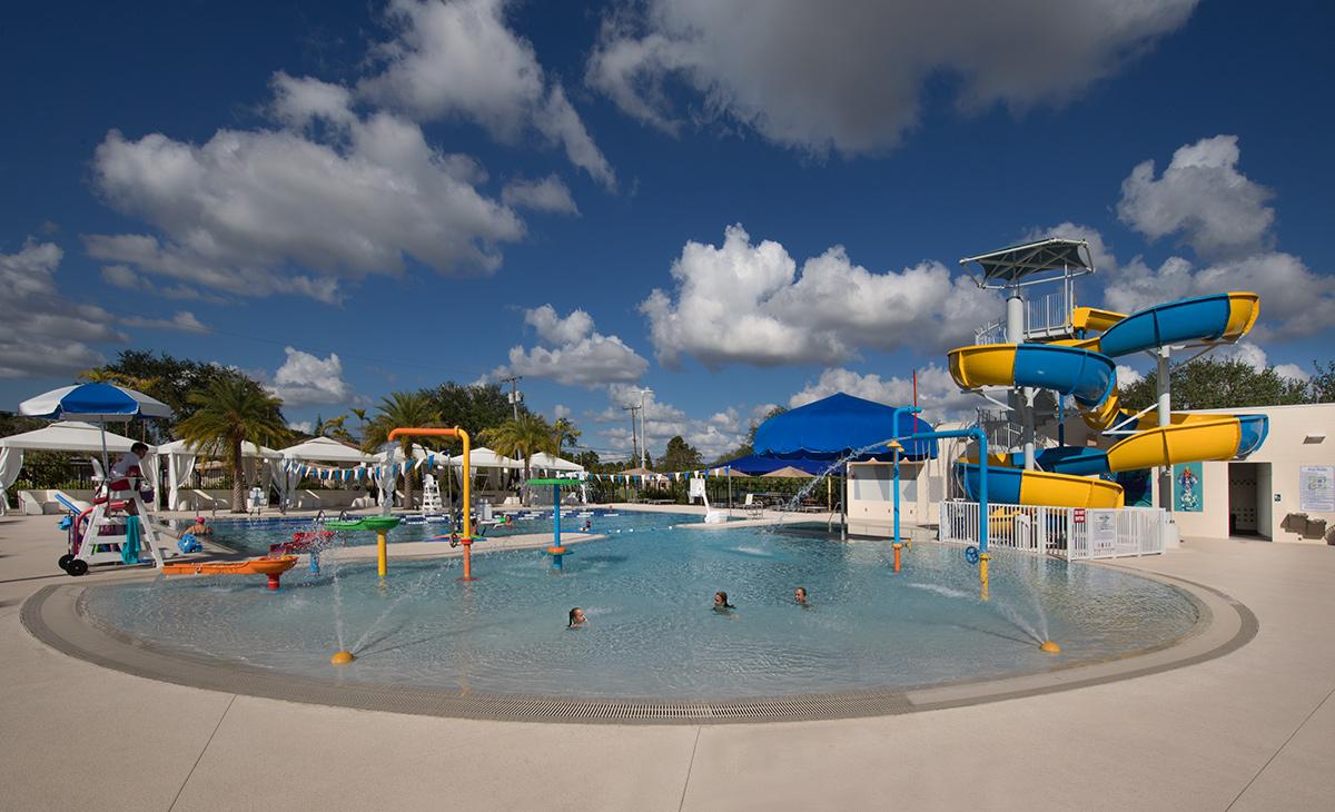 Miami In Focus Photo Gallery Of The Miami Springs Aquatic Center
