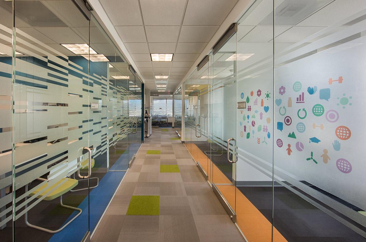 MIF interior design photography Of PepsiCo Latin American Hq Miami