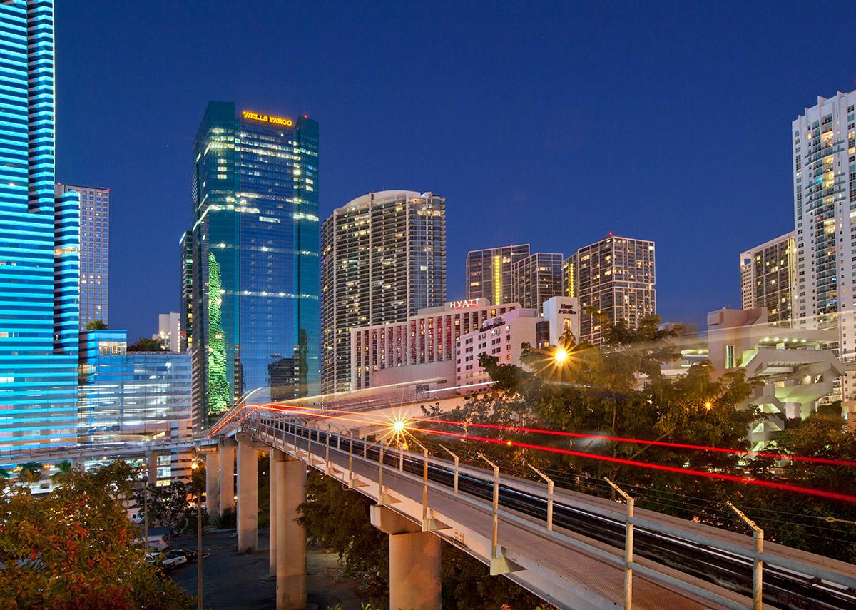 Miami In Focus Photo Gallery Of The Wells Fargo Center