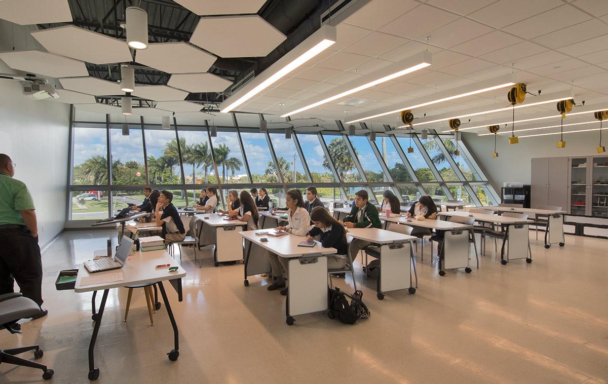 MIF Photo Gallery Of Saint Brendan High School In Doral FL