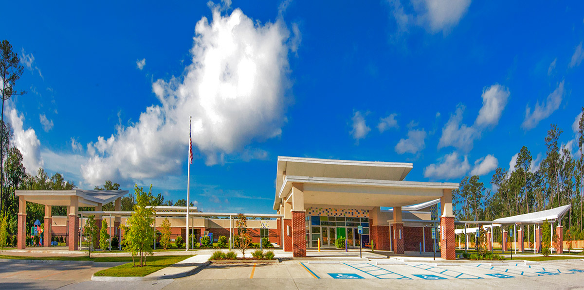 MIF Photo Gallery Of Henry Mayfield Elementary School In Slidell LA