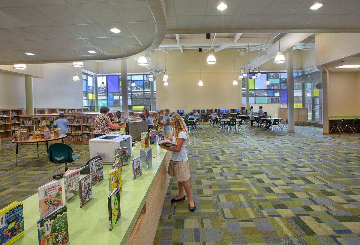 MIF Photo Gallery of Henry Mayfield Elementary School in