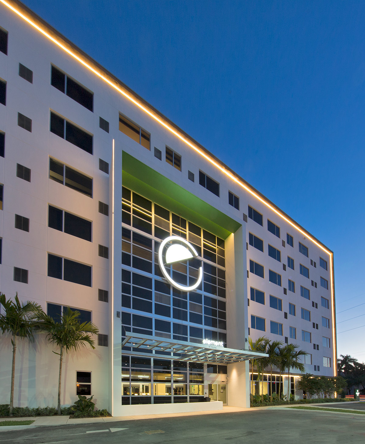 Miami In Focus Photo Gallery Of The Element In Doral. FL